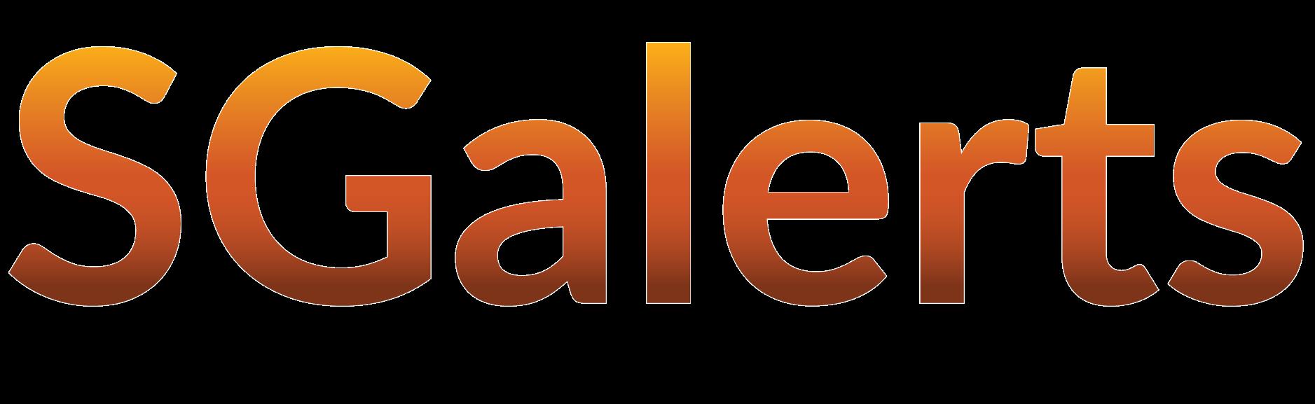SGalerts logo