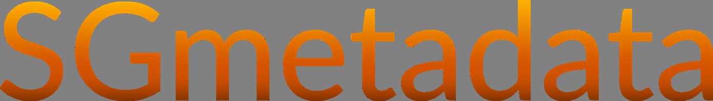 SGmetadata logo