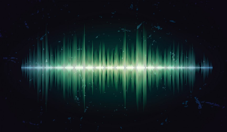 Generic audio waveforms
