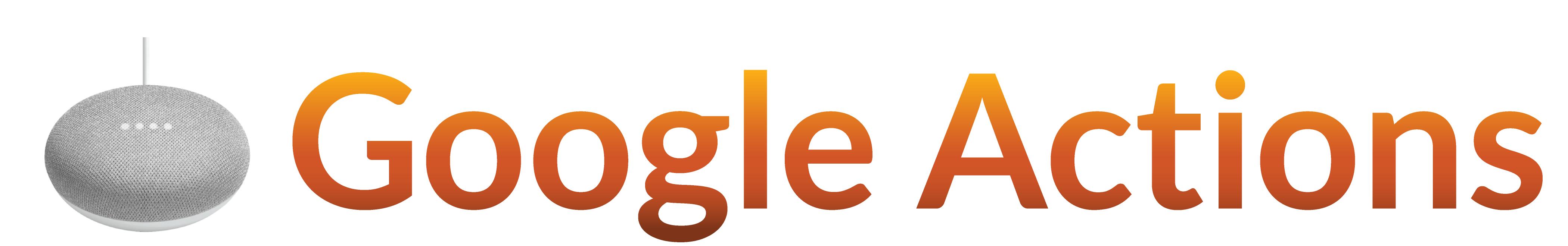 Google Action logo