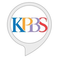 KPBS Alexa Skill logo image