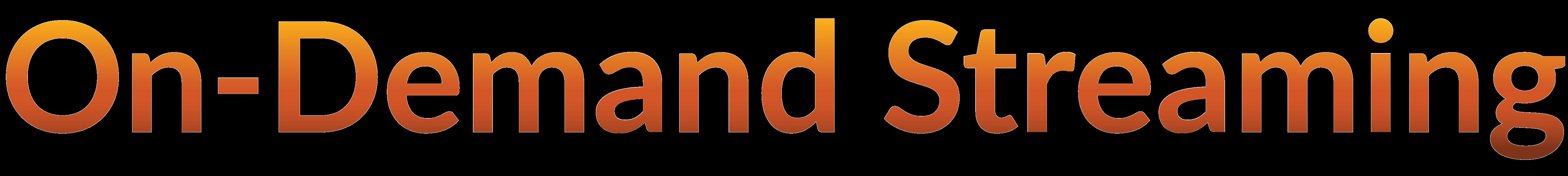 On-Demand Logo logo