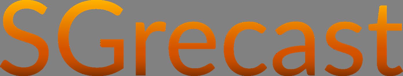 SGrecast logo